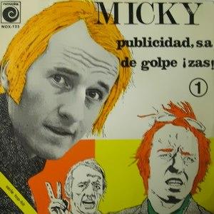 Micky - Novola (Zafiro)NOX-123
