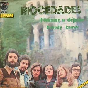 Mocedades - Novola (Zafiro)NOX-210