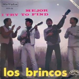 Brincos, Los - Novola (Zafiro)NOX- 26