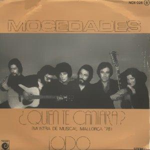 Mocedades - Novola (Zafiro)NOX-326