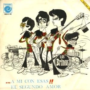 Brincos, Los - Novola (Zafiro)NOX- 34