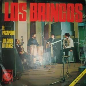Brincos, Los - Novola (Zafiro)NOX- 38