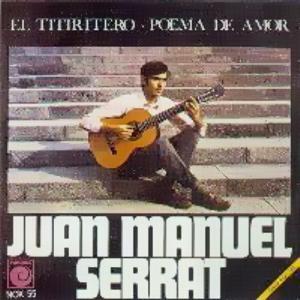 Serrat, Joan Manuel - Novola (Zafiro)NOX- 55