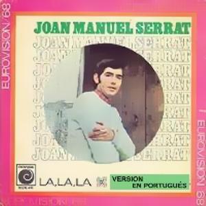 Serrat, Joan Manuel - Novola (Zafiro)NOX- 60P