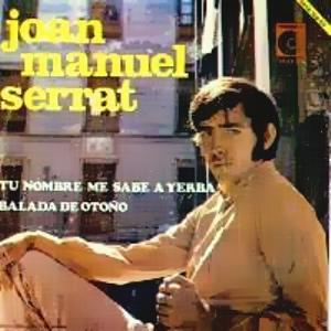 Serrat, Joan Manuel - Novola (Zafiro)NOX- 84