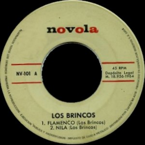 Brincos, Los - Novola (Zafiro)NV-101