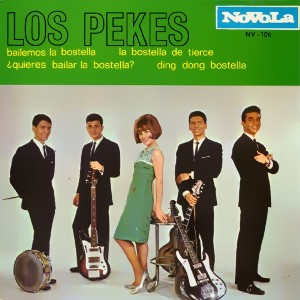 Pekes, Los - Novola (Zafiro)NV-106