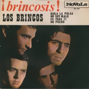 Brincos, Los - Novola (Zafiro)NV-107