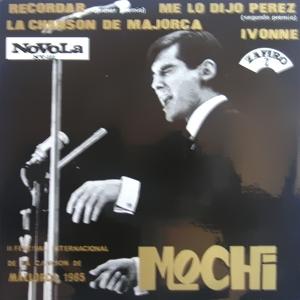 Mochi, Juan Erasmo - Novola (Zafiro)NV-111