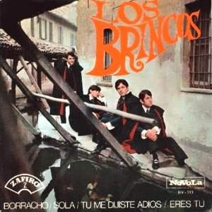 Brincos, Los - Novola (Zafiro)NV-113