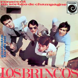 Brincos, Los - Novola (Zafiro)NV-117
