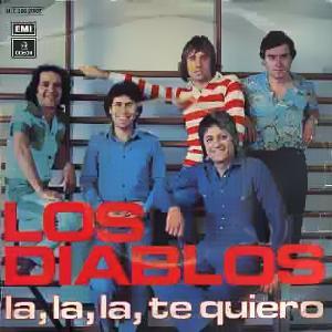 Diablos, Los - Odeon (EMI)C 006-21.402
