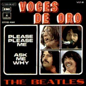 Beatles, The - Odeon (EMI)J 006-04.451