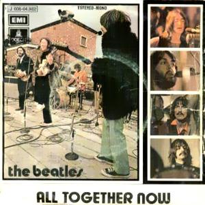 Beatles, The - Odeon (EMI)J 006-04.982