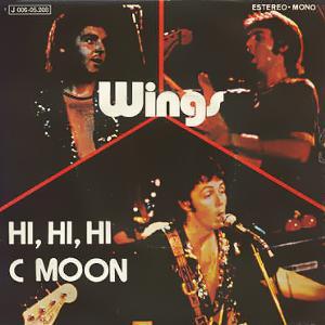 McCartney, Paul - Odeon (EMI)J 006-05.208