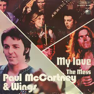 McCartney, Paul - Odeon (EMI)J 006-05.301