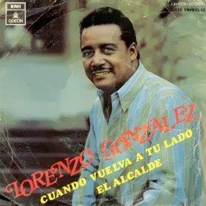 Lorenzo González - Odeon (EMI)J 006-20.001