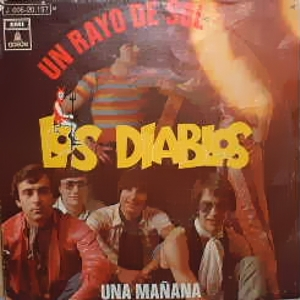 Diablos, Los - Odeon (EMI)J 006-20.157