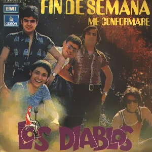 Diablos, Los - Odeon (EMI)J 006-20.677