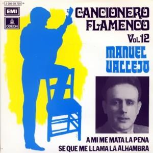 Vallejo, Manuel - Odeon (EMI)J 006-20.728