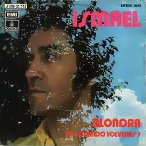 Ismael - Odeon (EMI)J 006-20.743