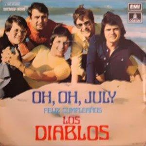 Diablos, Los - Odeon (EMI)J 006-20.845