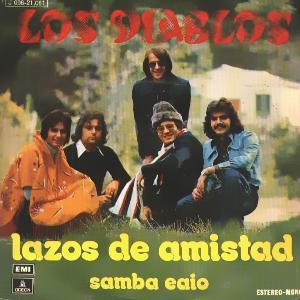 Diablos, Los - Odeon (EMI)J 006-21.061