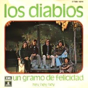 Diablos, Los - Odeon (EMI)J 006-21.134