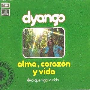 Dyango - Odeon (EMI)J 006-21.201