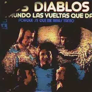 Diablos, Los - Odeon (EMI)J 006-21.235