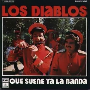 Diablos, Los - Odeon (EMI)J 006-21.263
