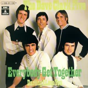 Dave Clark Five, The - Odeon (EMI)J 006-91.139