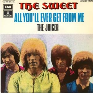Sweet, The - Odeon (EMI)J 006-91.415