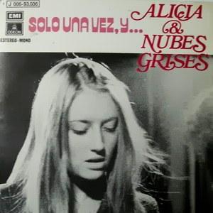 Alicia Y Nubes Grises - Odeon (EMI)J 006-93.036
