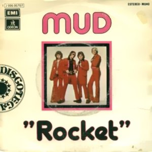 Mud - Odeon (EMI) J 006-95.707