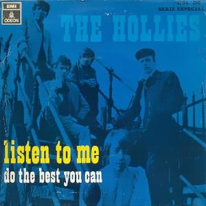 Hollies, The - Odeon (EMI)OSL 200