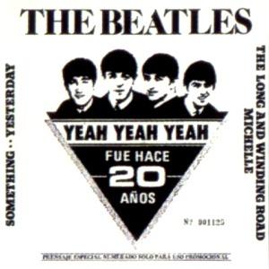 Beatles, The - Odeon (EMI)026 P