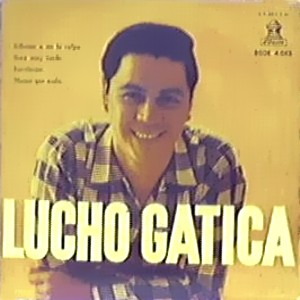 Gatica, Lucho - Odeon (EMI)BSOE 4.045