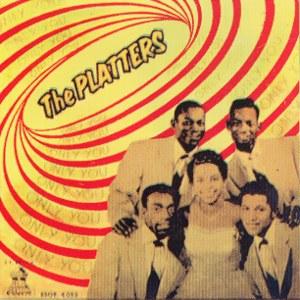 Platters, The - Odeon (EMI)BSOE 4.053