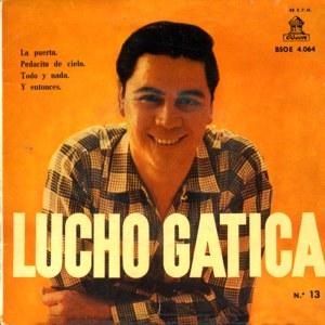Gatica, Lucho - Odeon (EMI)BSOE 4.064