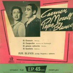 Blanco, Pepe - Odeon (EMI)DSOE 101