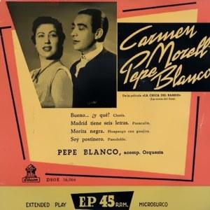 Blanco, Pepe - Odeon (EMI)DSOE 16.064