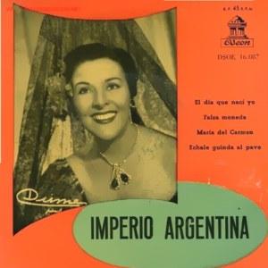 Argentina, Imperio