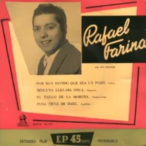 Farina, Rafael - Odeon (EMI)DSOE 16.126