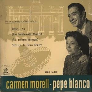 Blanco, Pepe - Odeon (EMI)DSOE 16.152