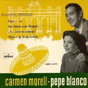 Pepe Blanco - Odeon (EMI)DSOE 16.152