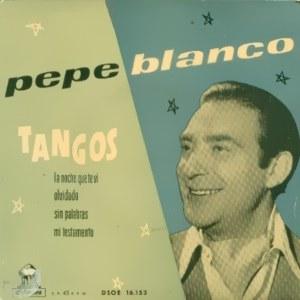 Blanco, Pepe - Odeon (EMI)DSOE 16.153