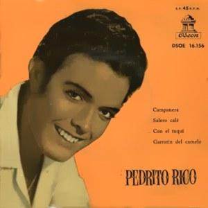 Rico, Pedrito - Odeon (EMI)DSOE 16.156