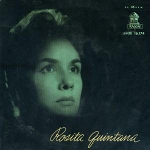 Quintana, Rosita - Odeon (EMI)DSOE 16.174