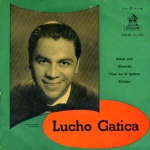 Gatica, Lucho - Odeon (EMI)DSOE 16.181
